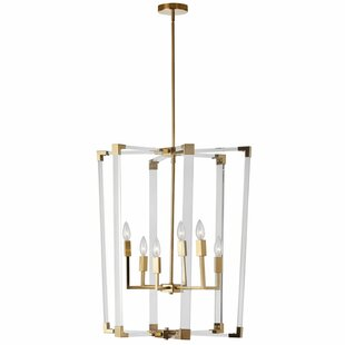 Caenada 6-Light Lantern Chandelier