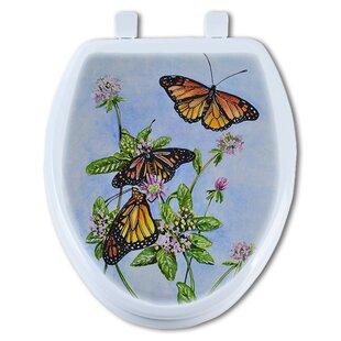 TGC Artisans Seats Irish Monarch Round Toilet Seat