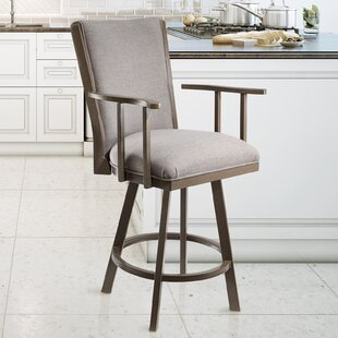 Bohman 26 Swivel Bar Stool Latitude Run