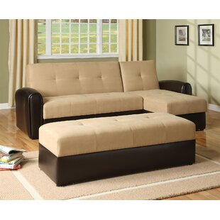 Wildon Home ? Logan Sleeper Sectional