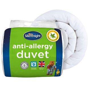 Anti Allergy Hollowfibre 10.5 Tog Duvet By Silentnight