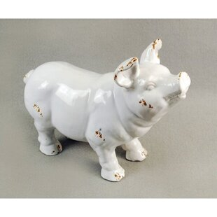 Ceramic Pig Head Wayfair