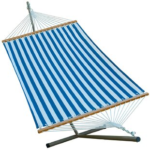 Polyester Chair Hammock with Stand by Algoma Net Company