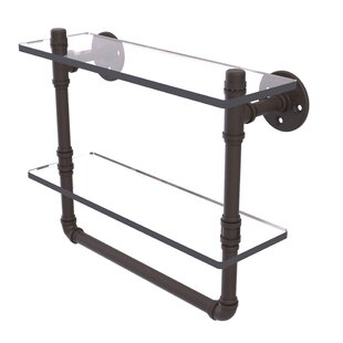 Allied Brass Pipeline Wall Shelf
