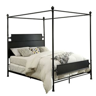 Jenkins Metal Canopy Bed