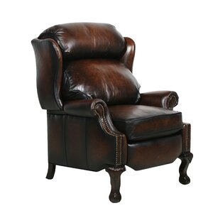 Merryman Leather Recliner