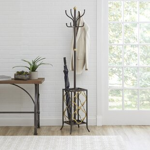 Kristy Coat Rack and Umbrella Stand by Canora Grey