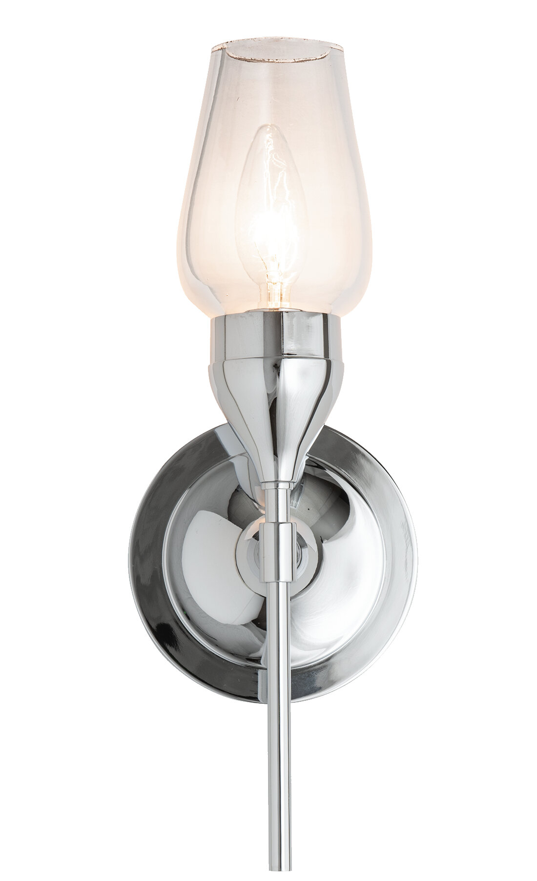 Hubbardton Forge Tulip 1 Light Wallchiere Wayfair