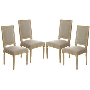 Pietsch Side Chair (Set of 4) by One Alli..