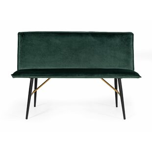 Serena Modern Dining Bench by Wrought Stu..