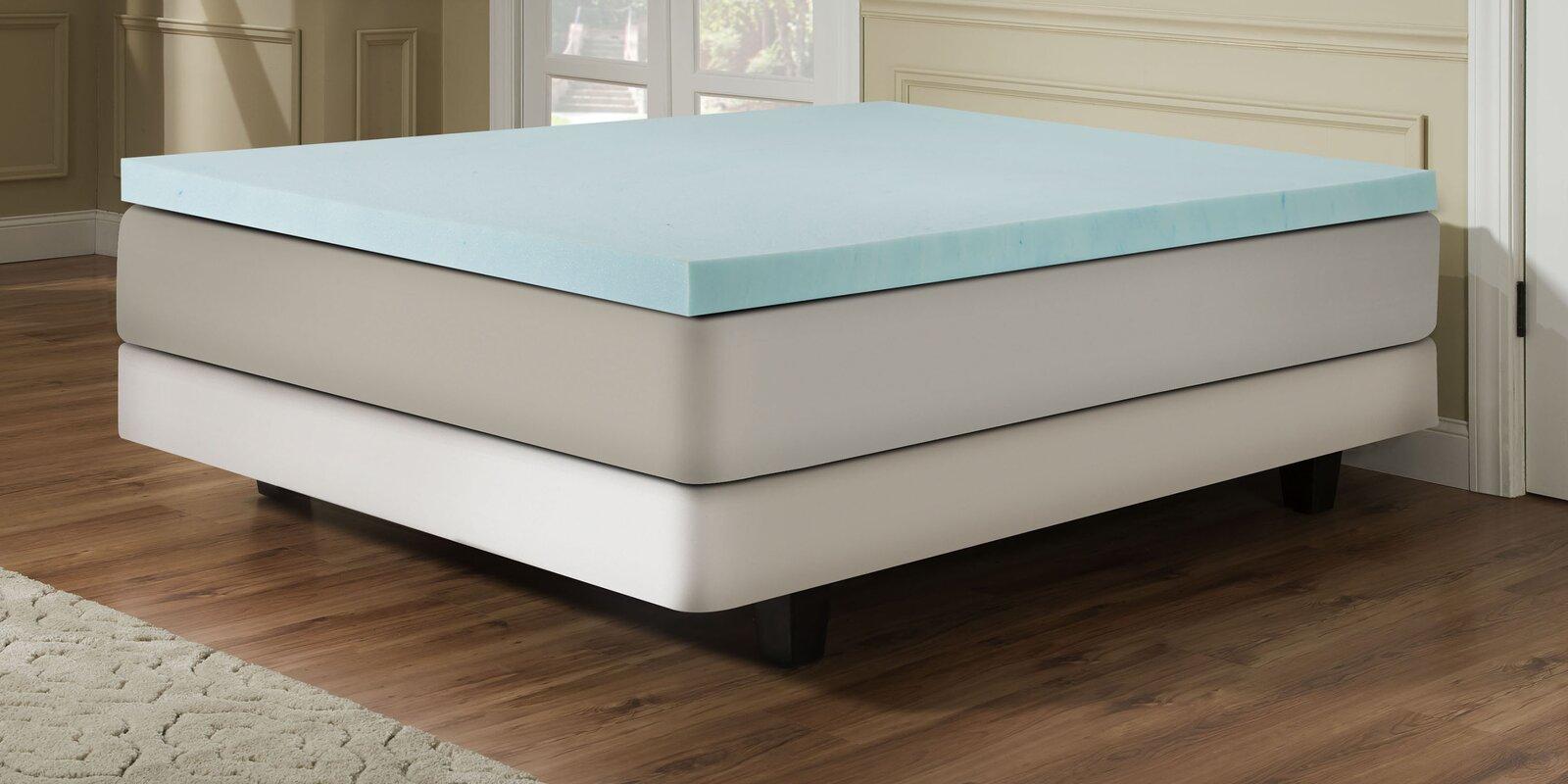 memory foam mattress box. 3\ Memory Foam Mattress Box
