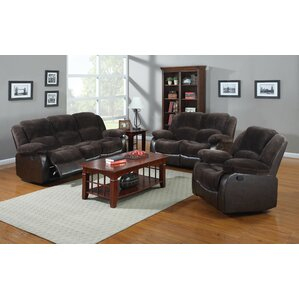 Aiden 3 Piece Living Room Set by Nathaniel Home