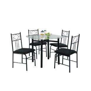 Yost 5 Piece Dining Set