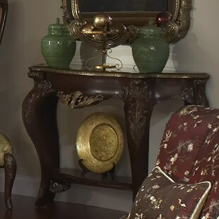 Imperial Court Console Table