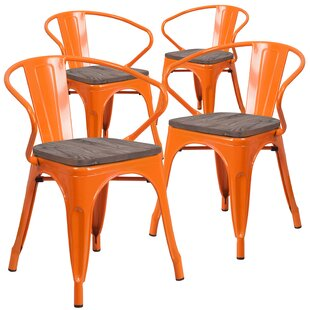 Kester Dining Chair (Set of 4) by Breakwa..