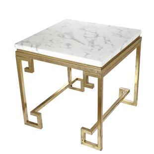 Leonaldo End Table by Willa Arlo Interiors
