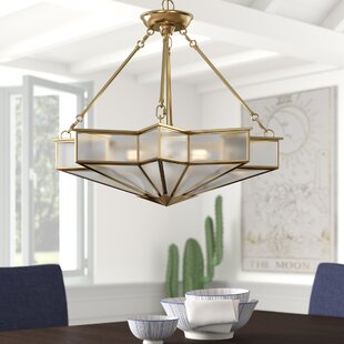 Mariam 4-Light Bowl Pendant