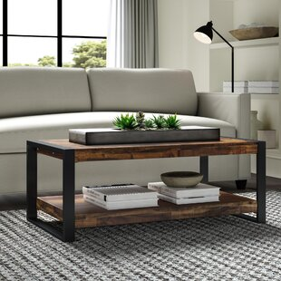Greyleigh Telfair Rectangle Coffee Table