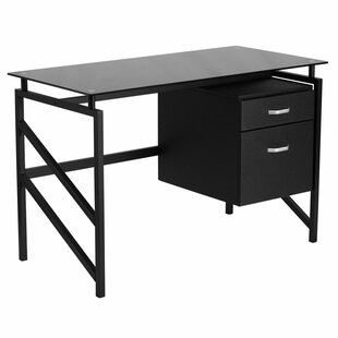 Ebeling Writing Desk by Ebern Designs Reviews