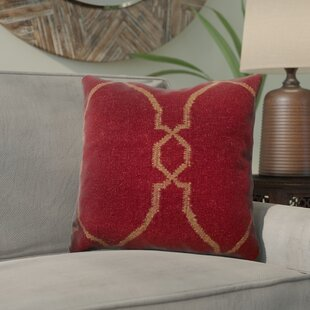 Burntwood Throw Pillow