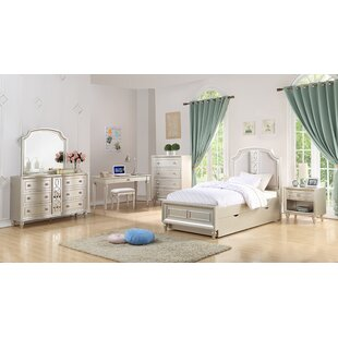 Skeffingt Twin Bed with Trundle