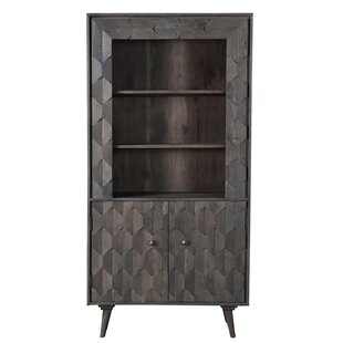Reviews Dussault Standard Bookcase by George Oliver