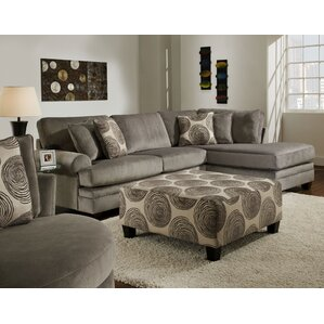 Ussery Sectional by Latitude R..
