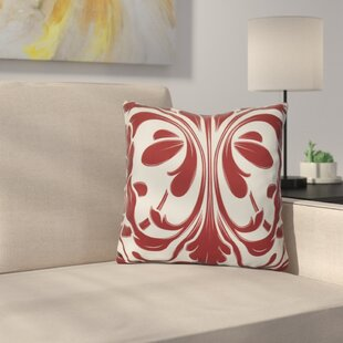 Rhymer Print Throw Pillow