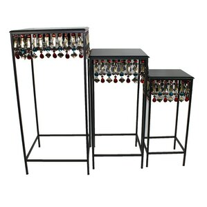 3 Piece Nesting Tables by ESSENTIAL D?COR & BEYOND, INC