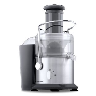 800 Watt Electric Countertop Power Juicer
