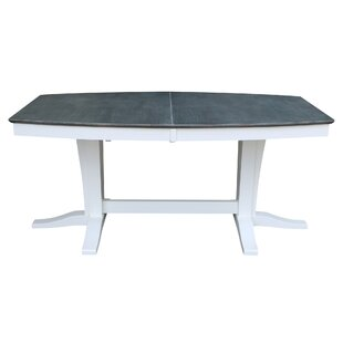 Aarush Extendable Solid Wood Dining Table