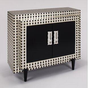 2 Door Accent Cabinet by Artmax