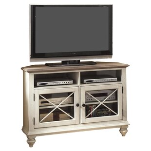 Quevillon Corner 50 TV Stand by Lark Manor