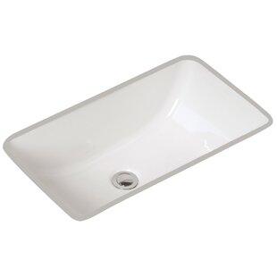 Modern Undermount Bathroom Sinks
