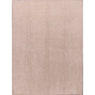 Find a One-of-a-Kind Seidman Oriental Hand-Knotted 8' 3'' X 11' 0'' Wool Beige/Ivory Area Rug ByBloomsbury Market