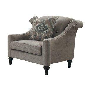 Berkman Armchair by Darby Home Co