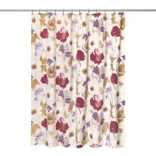 Online Reviews Dahlia Rose Shower Curtain ByPopular Bath