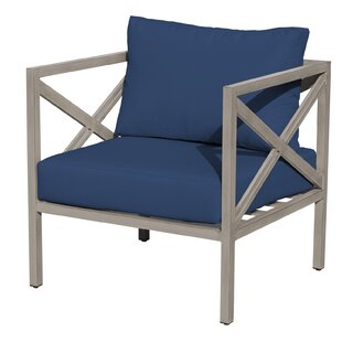 Carlisle Patio Chair with Cushions