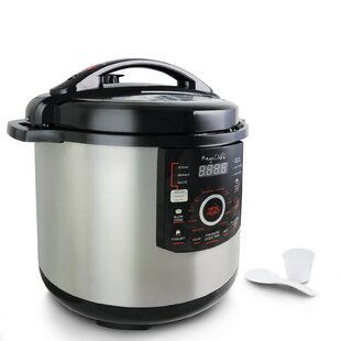 12 Qt. Digital Pressure Cooker