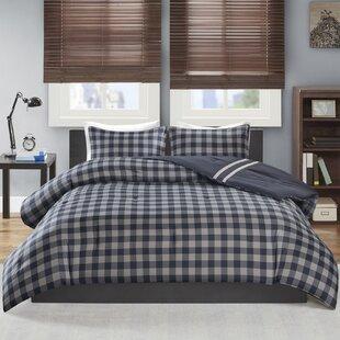 Adamson Reversible Comforter Set