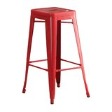 Stilletta 30 Bar Stool (Set of 2) by Hokku Designs