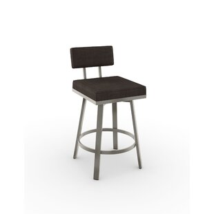 New York Style 30 Swivel Bar Stool Amisco
