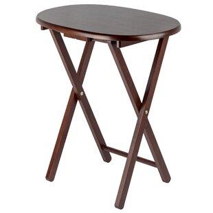 Jacobo Snack 5 Piece Tray Table Set (Set of 5) byAlcott Hill