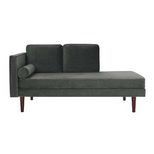 Juliette Mid Century Chaise Lounge