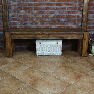 Küchenbank aus Holz von Seart