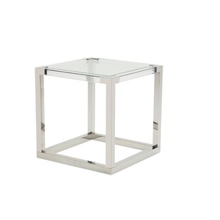 Inexpensive State St. End Table by Michael Amini