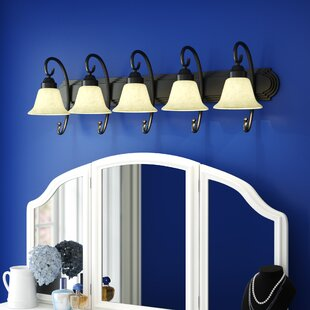 Alcott Hill Austin 5-Light Vanity Light