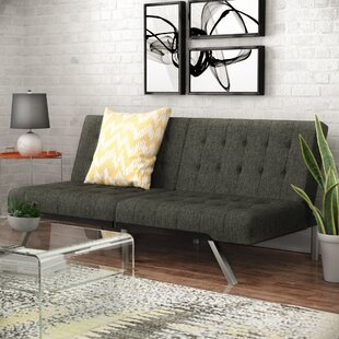 Low priced Littrell Convertible Sofa by Wade Logan Reviews (2019) & Buyer's Guide