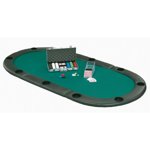 Gld Products Fat Cat Tri Fold Texas Hold Em Poker Table Conversion