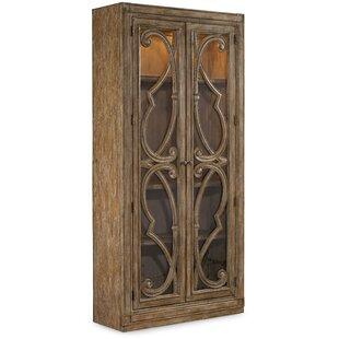 Crompton Lighted Curio Cabinet